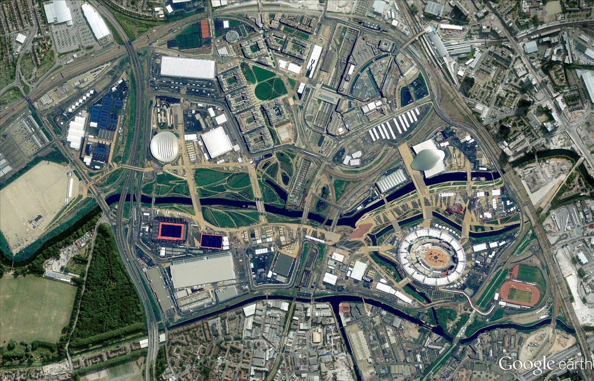 Google Earthe 2012