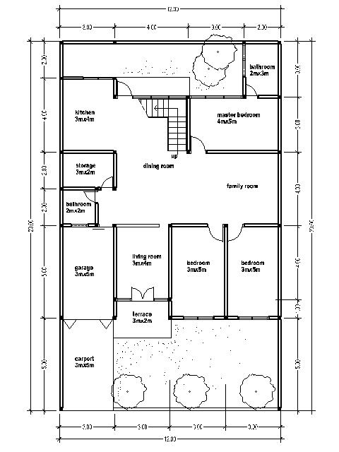 House Plans 300 Sq Meters