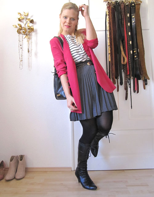 just another wardrobe experience: Januar 2012