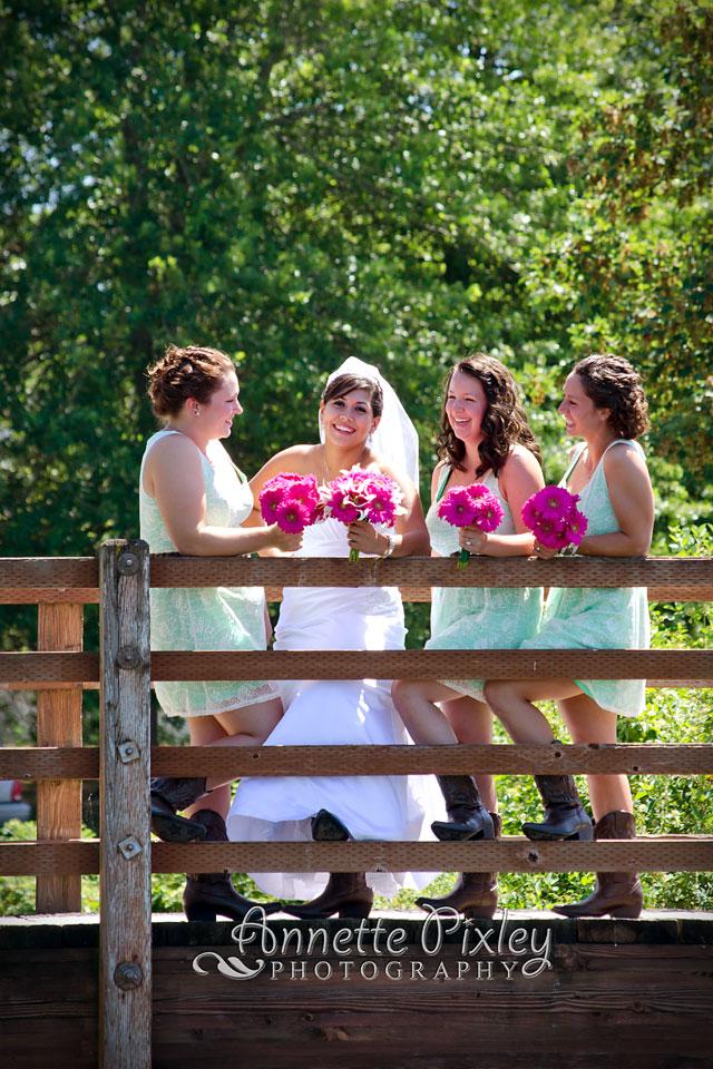 Hustad garza wedding