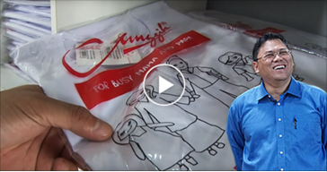 What You Didn't Know About The Pinafores & Baju Kurungs You Wore Back In School. Watch