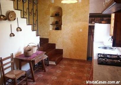 Decoracion de interiores estilo rustico muebles varios y for Muebles para patios interiores