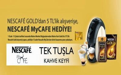 Makro-Market-Nescafe-Gold-Çekiliş-Kampanyası