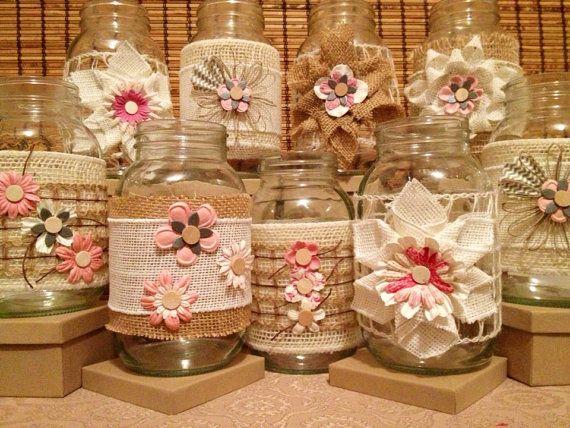 botes de cristal decorados - Botes De Cristal Decorados