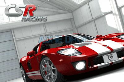 Download game android CSR Racing V3.1.0 Apk + Mod + Data Terbaru