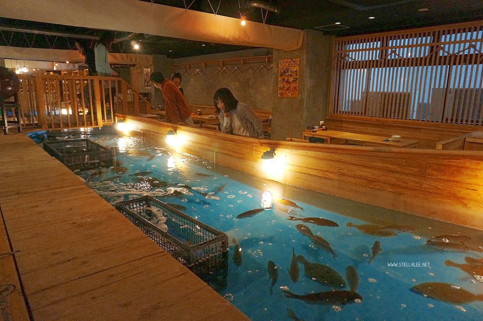 Zauo restaurant review stella lee indonesia beauty and for Zauo fishing restaurant
