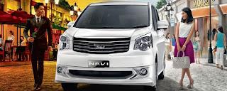 Gambar Mobil Toyota Navi Terbaru