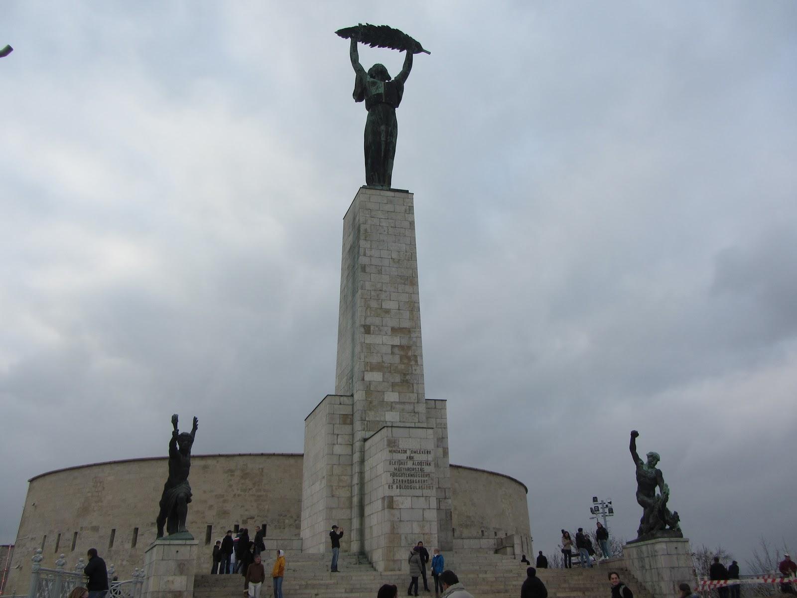 Statue of Liberty Budapest Szabadság Szobor