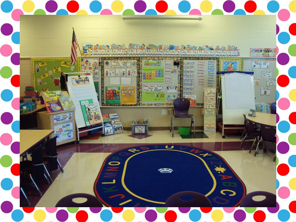 Classroom Decoration Ideas Fort Worth : Kindergarten celebration classroom tour
