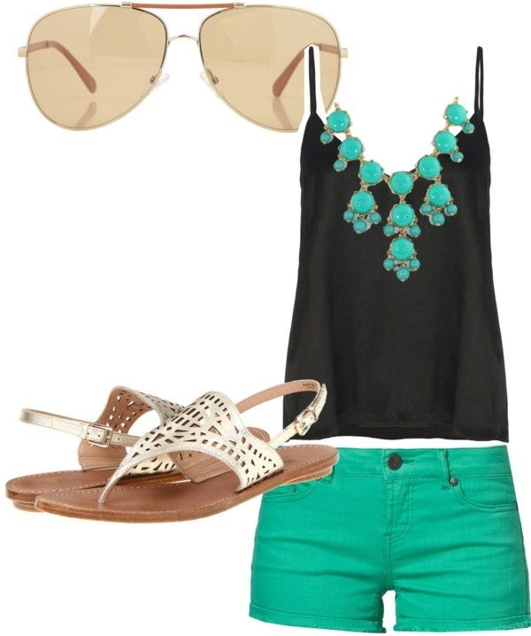 A Fabulous Summer Outfit