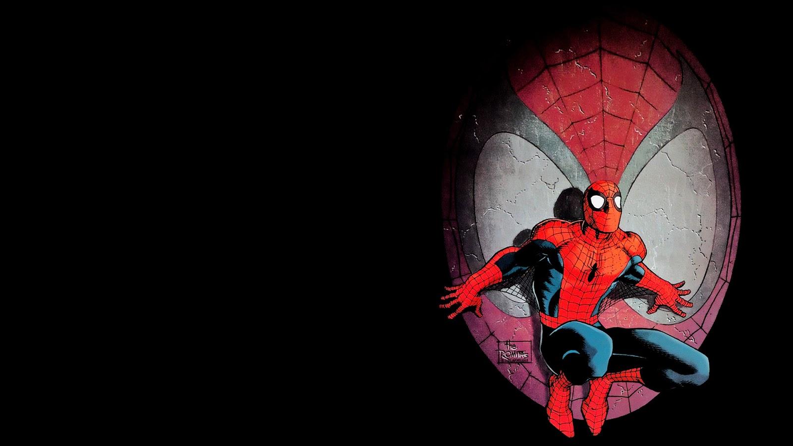 Spiderman Wallpaper HD Desktop