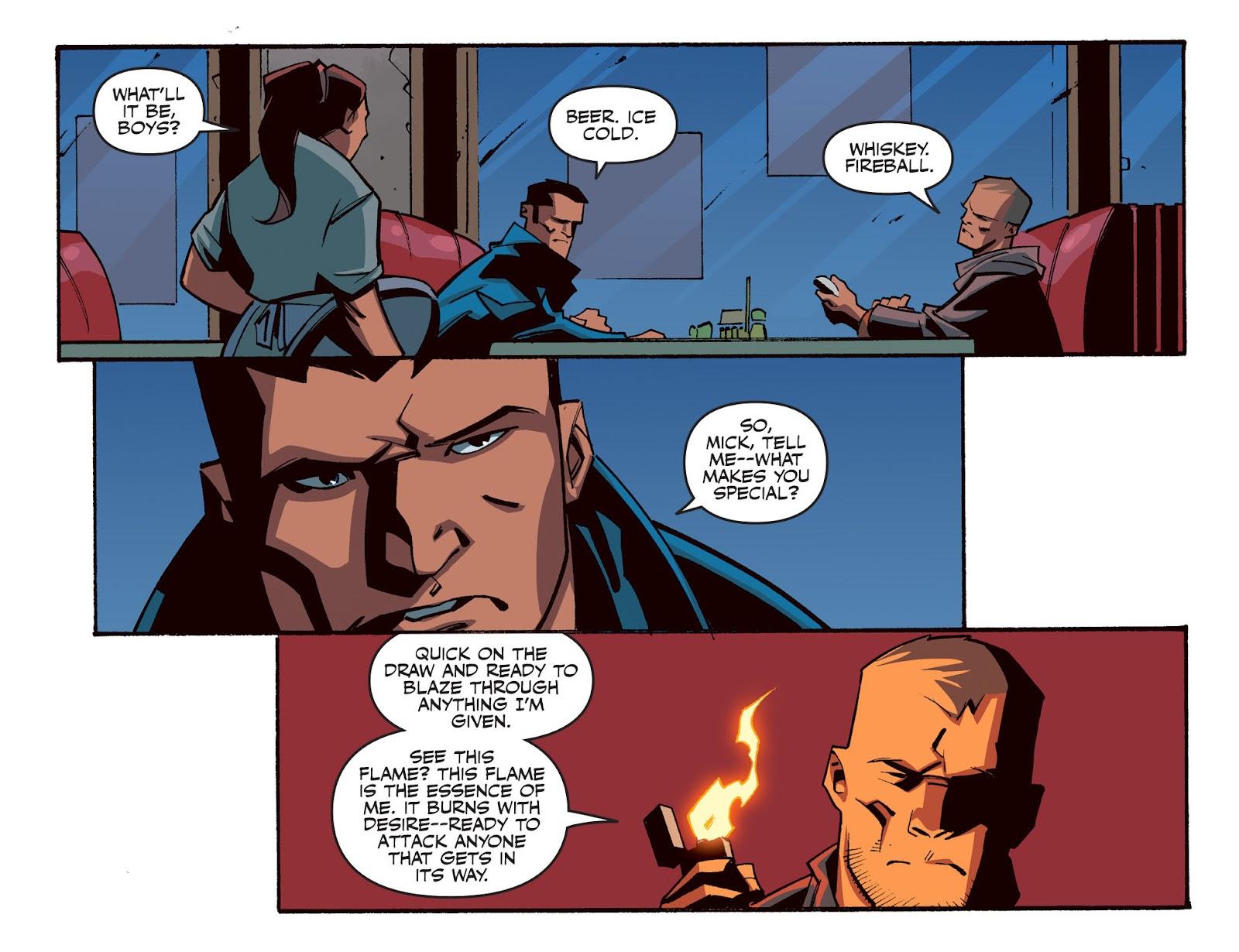 The Flash: Season Zero [I] Issue #21 #21 - English 13