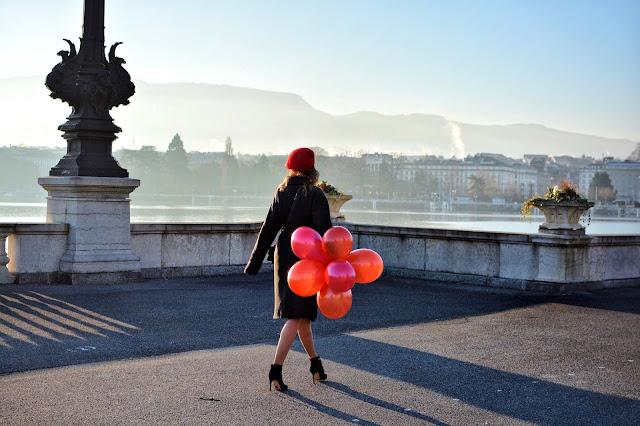 Набережная Женевского озера. Что посмотреть в Женеве?