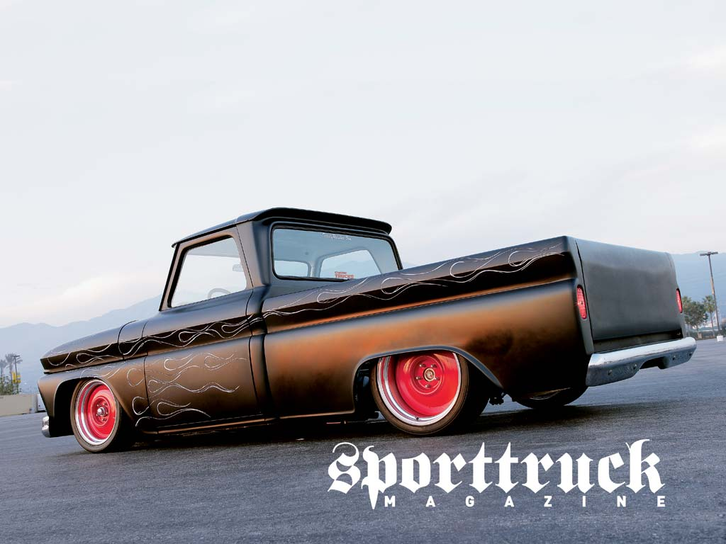 kiplingkat  Rat Rod Wallpaper