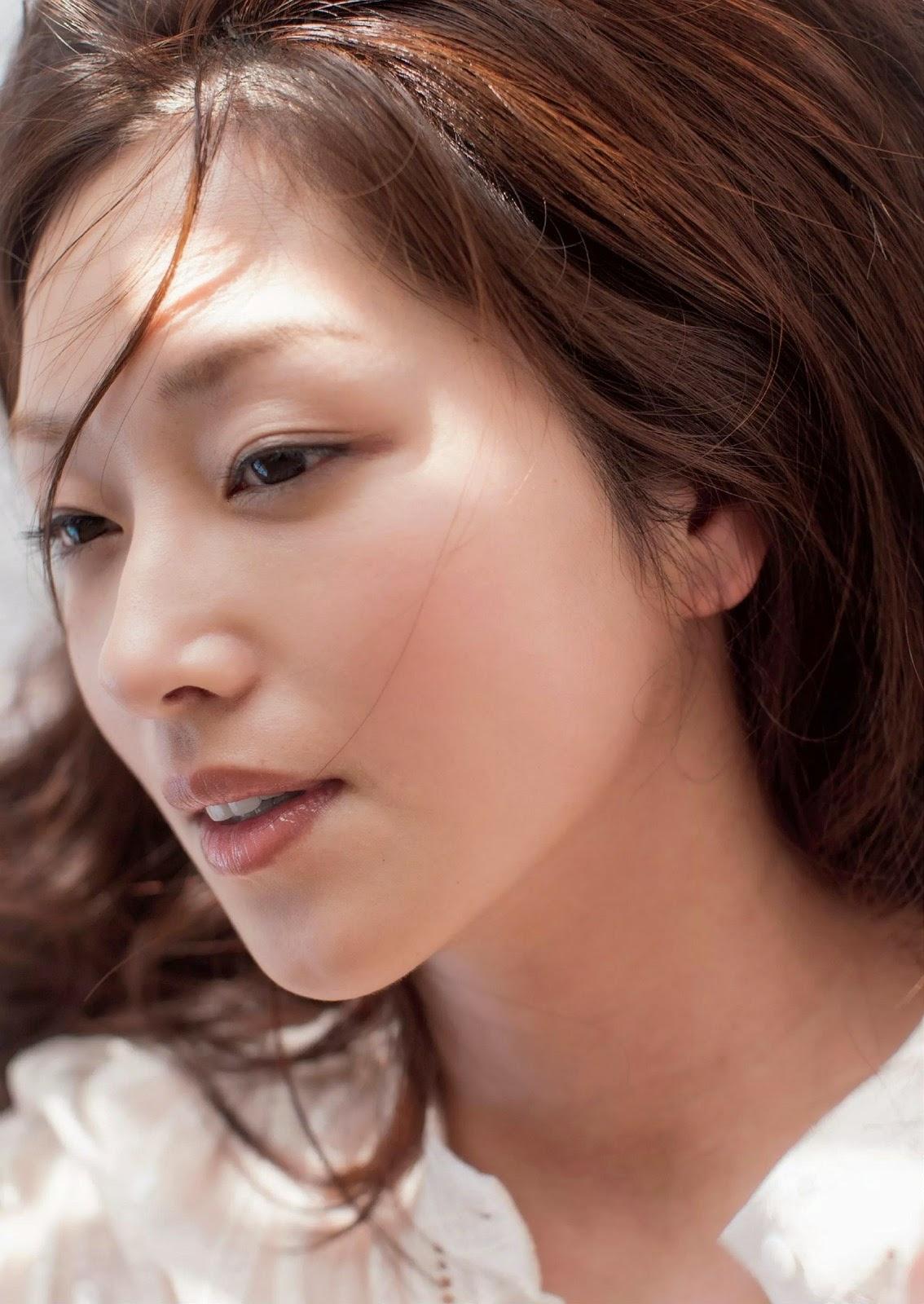 Fueki Yuko 笛木優子 유민 Weekly Playboy 週刊プレイボーイ April 2015 Pictures 5