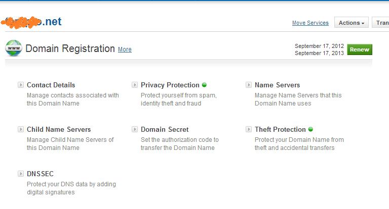 Pertama Anda Dharus Memastikan Bahwa Domain Name Anda Harus Unlocked Anda Bisa Menghubungi Domain Registrar Anda Sekarang Atau Anda Bisa Melakukannya
