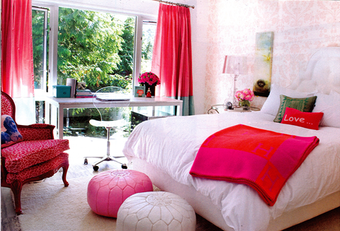 Bedroom Design: Girls bedroom designs