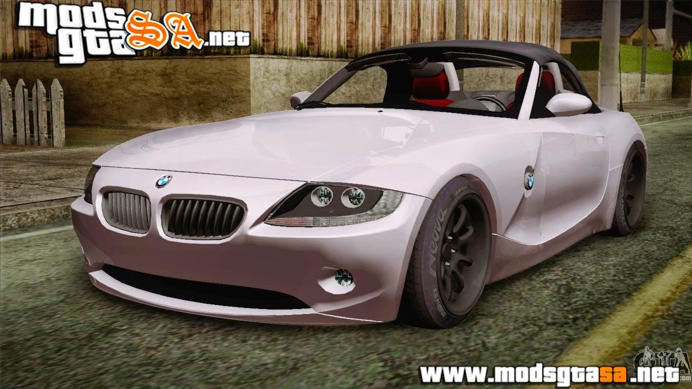SA - BMW Z4 V1.0