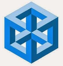 Geometr a en 1 eso ilusiones pticas - Figuras geometricas imposibles ...