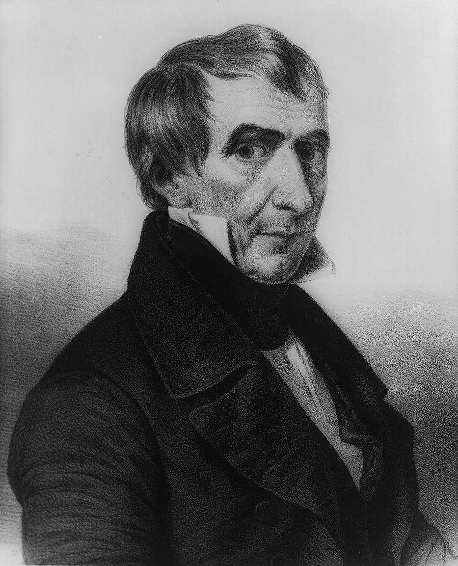 William henry harrison quotes quotesgram for The harrison