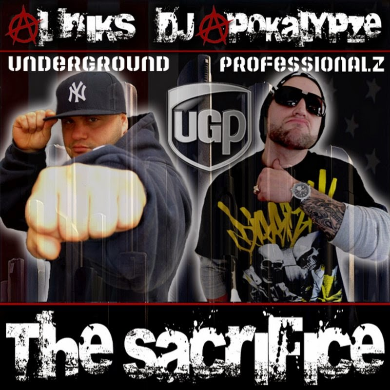 Underground Professionalz – The Sacrifice (2009) (U.S.A)