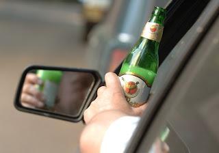 segurança bebida e direção