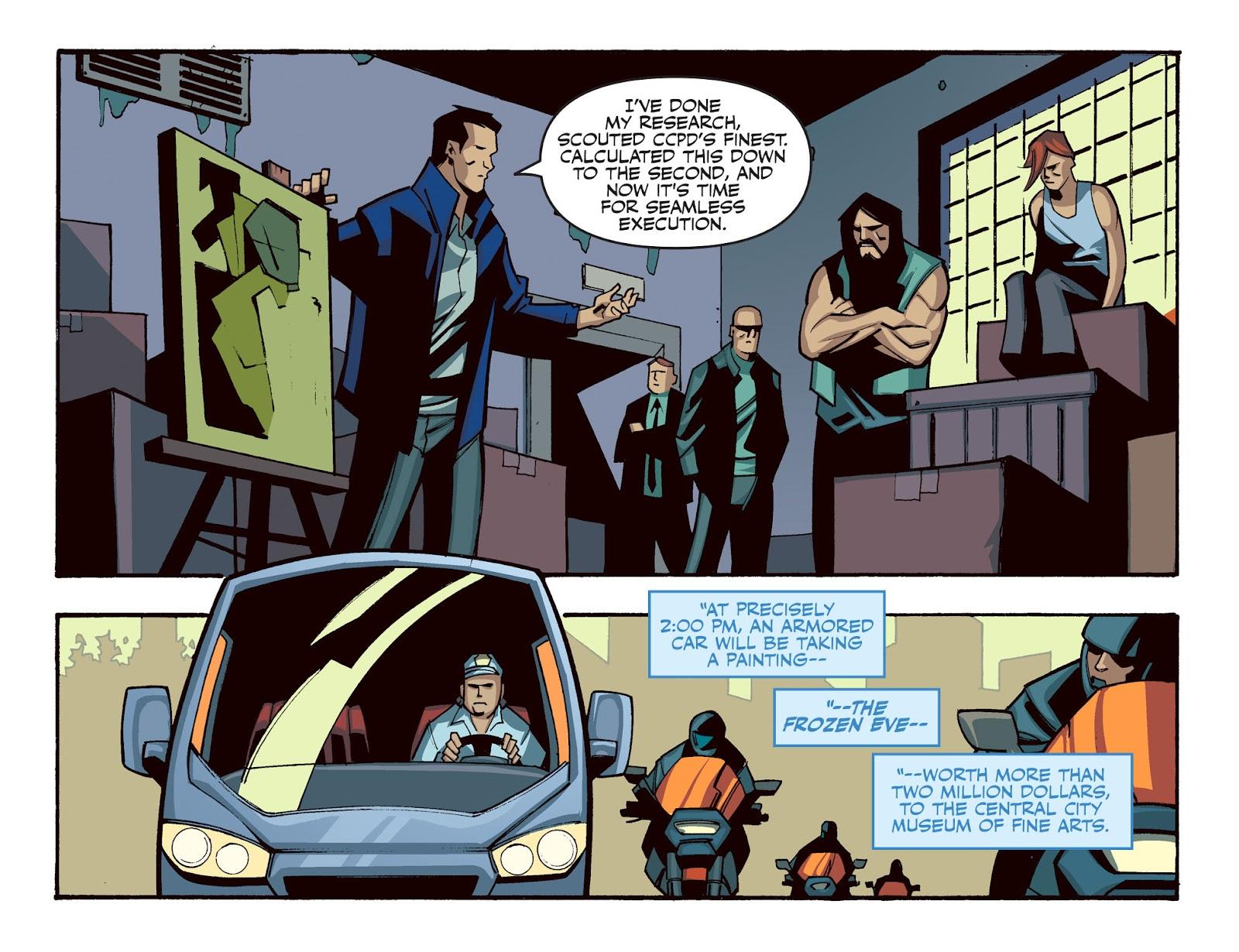 The Flash: Season Zero [I] Issue #21 #21 - English 7