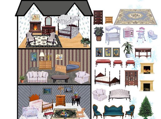 Juego De Crear Casa - Diseños Arquitectónicos - Mimasku.com
