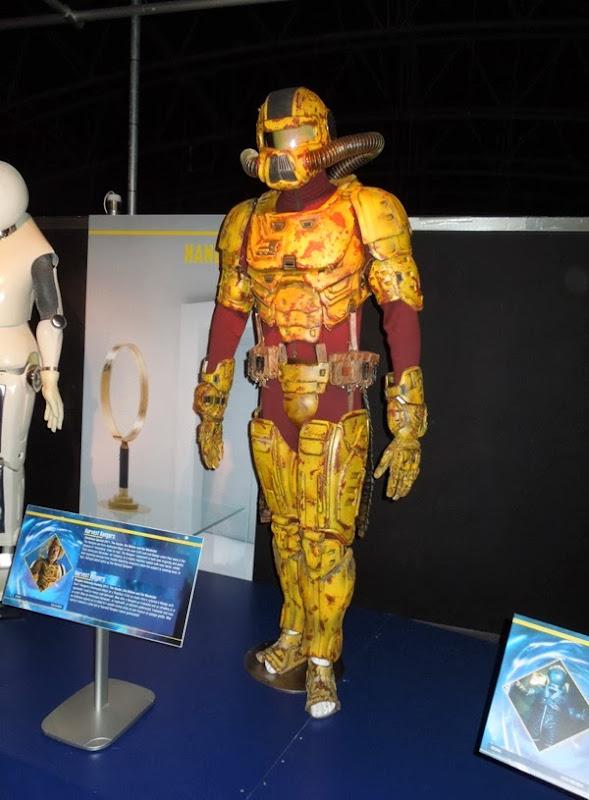 Harvest Ranger costume Doctor Who Christmas 2011