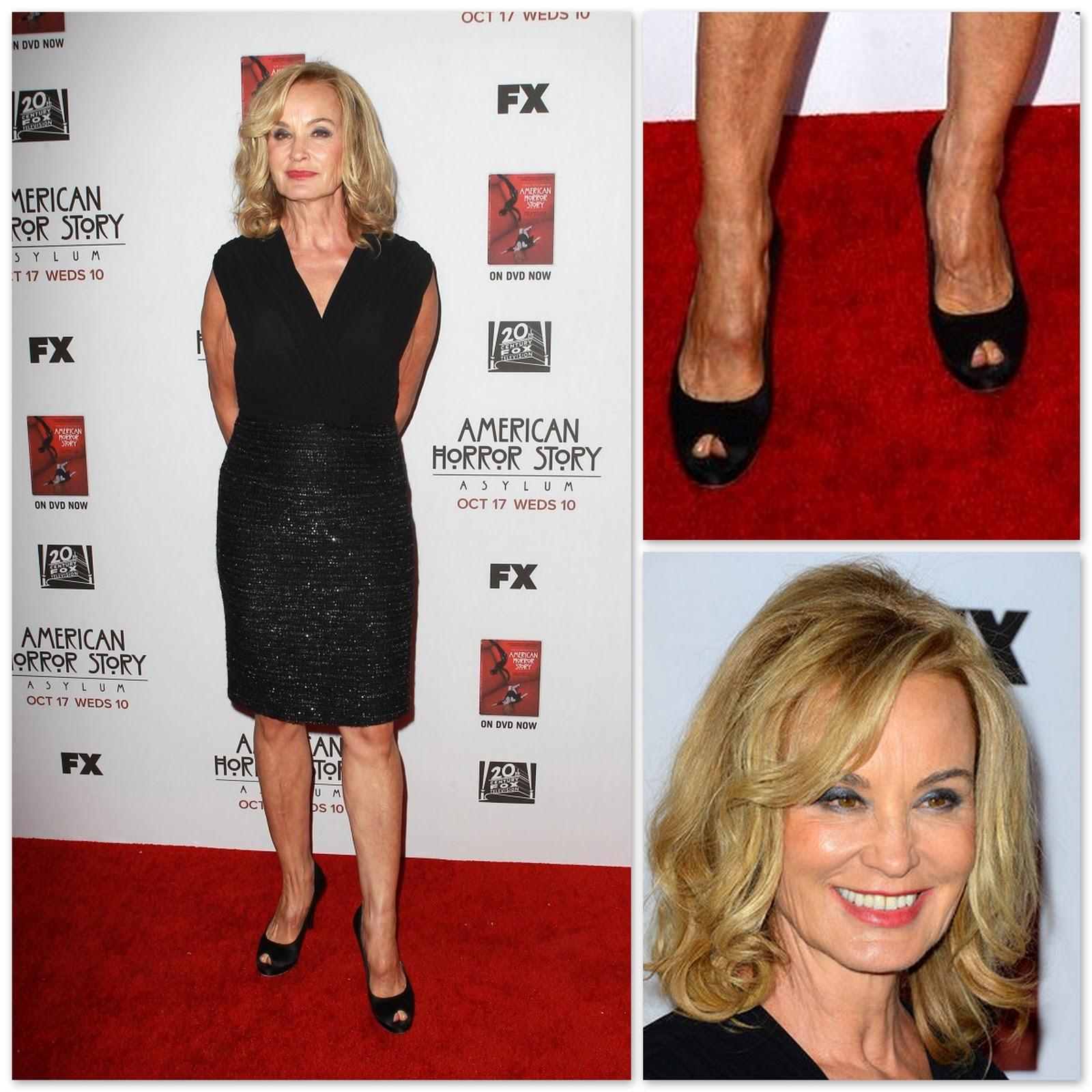 Jessica Lange Feet Ima...