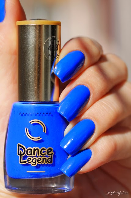Dance Legend Эмаль Trend №418