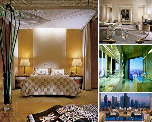 3. Ty Warner Penthouse (Four Seasons Hotel, New York)
