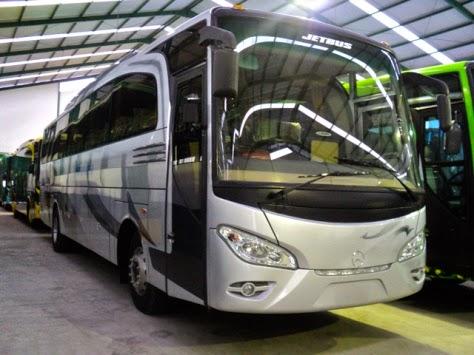 Tempat Rental Bus Pariwisata di Surabaya