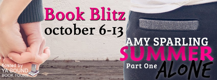 Summer Alone Book Blitz & Giveaway