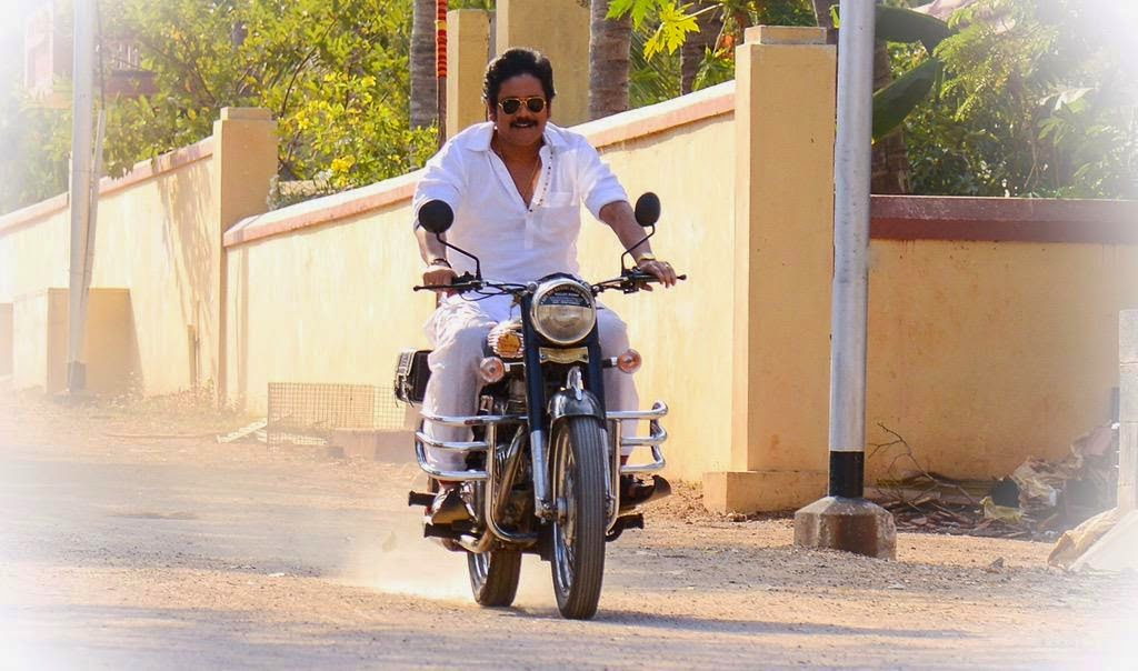 Nagarjuna Latest Photos in Soggade Chinninayana | Gallery