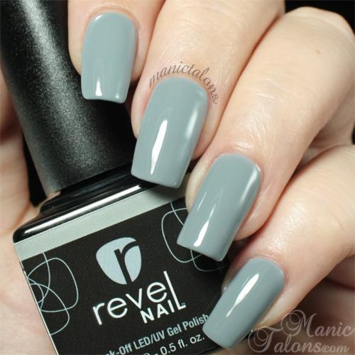 Revel Nail Gel Polish Flynnstone Swatch