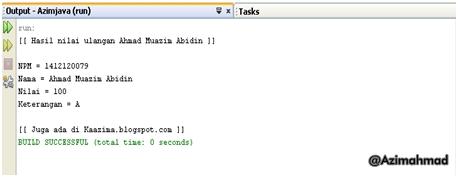Pemrograman Super Sederhana Java, Pemrograman Java Mudah.