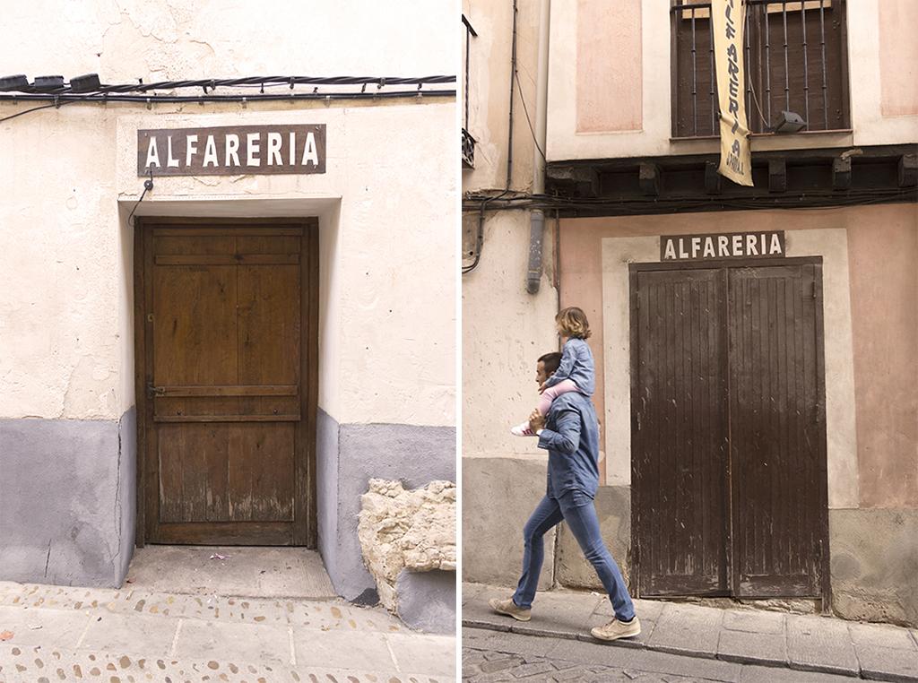 Alfarerías Cuenca
