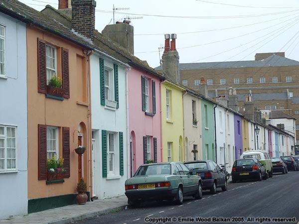 Mireia 39 s portfolio de febrer 2011 for Whats a terraced house