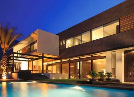Michelle Clunie: Modern House Designs 2014 - Exterior Designs