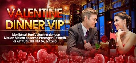 VALENTINE DINNER VIP M88