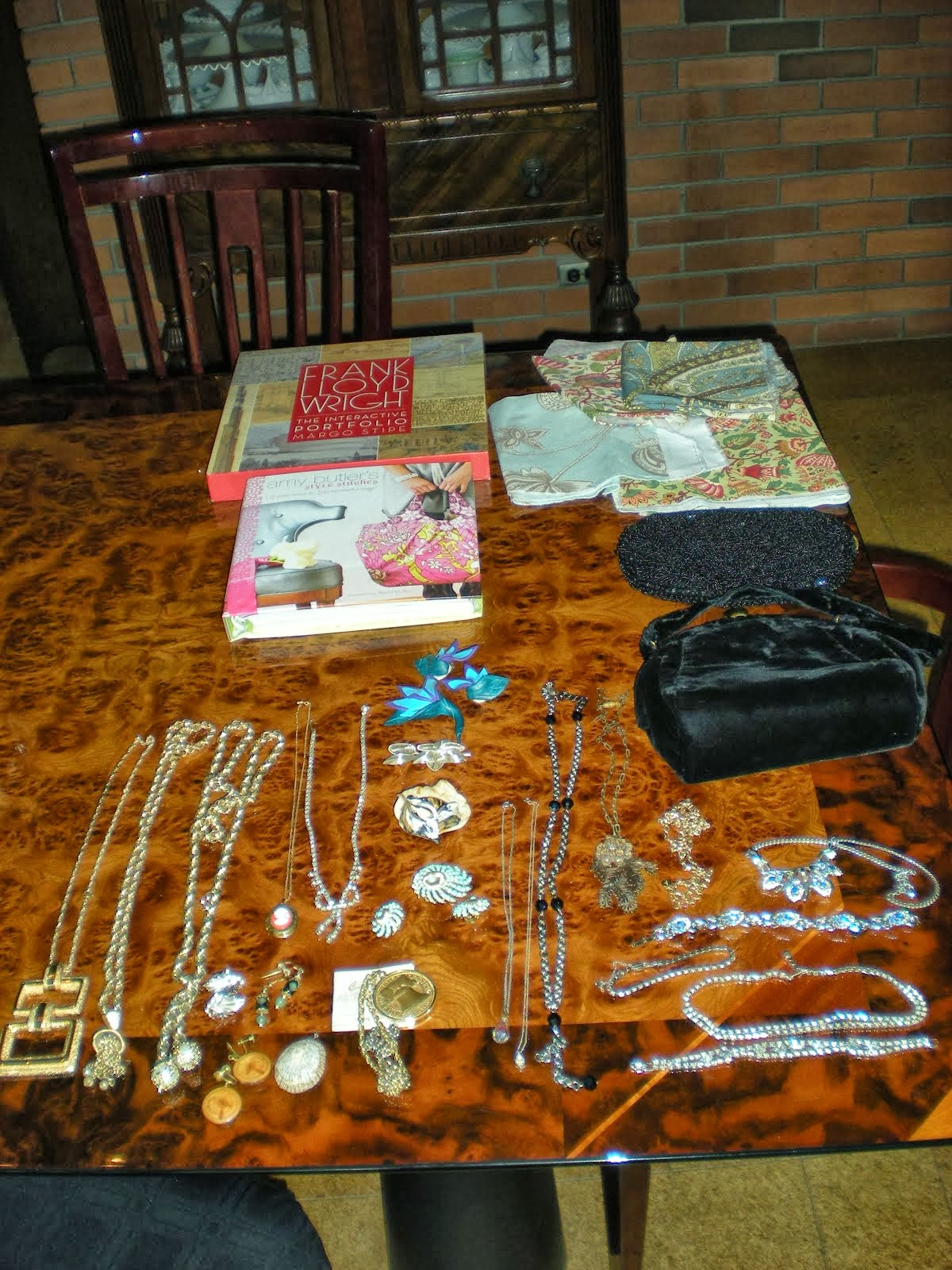 Loads of Jewelry