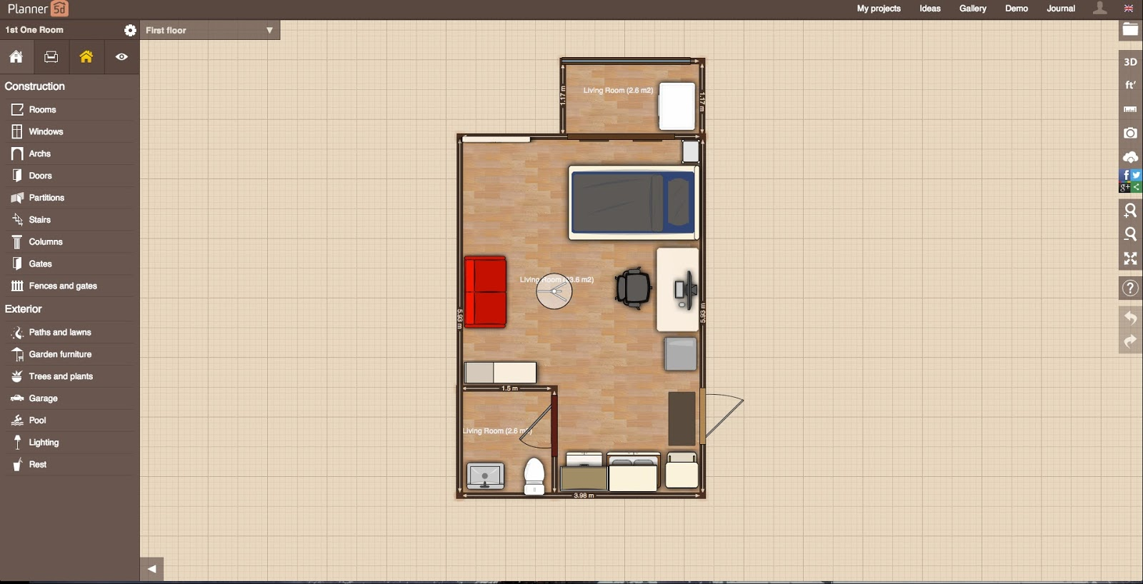 virtual furniture placement 28 images room layout