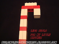 LEGO Duplo Building Instructions, Candy Cane history, Christmas