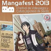 Mangafest vuelve a Sevilla el 22, 23 y 24 de noviembre
