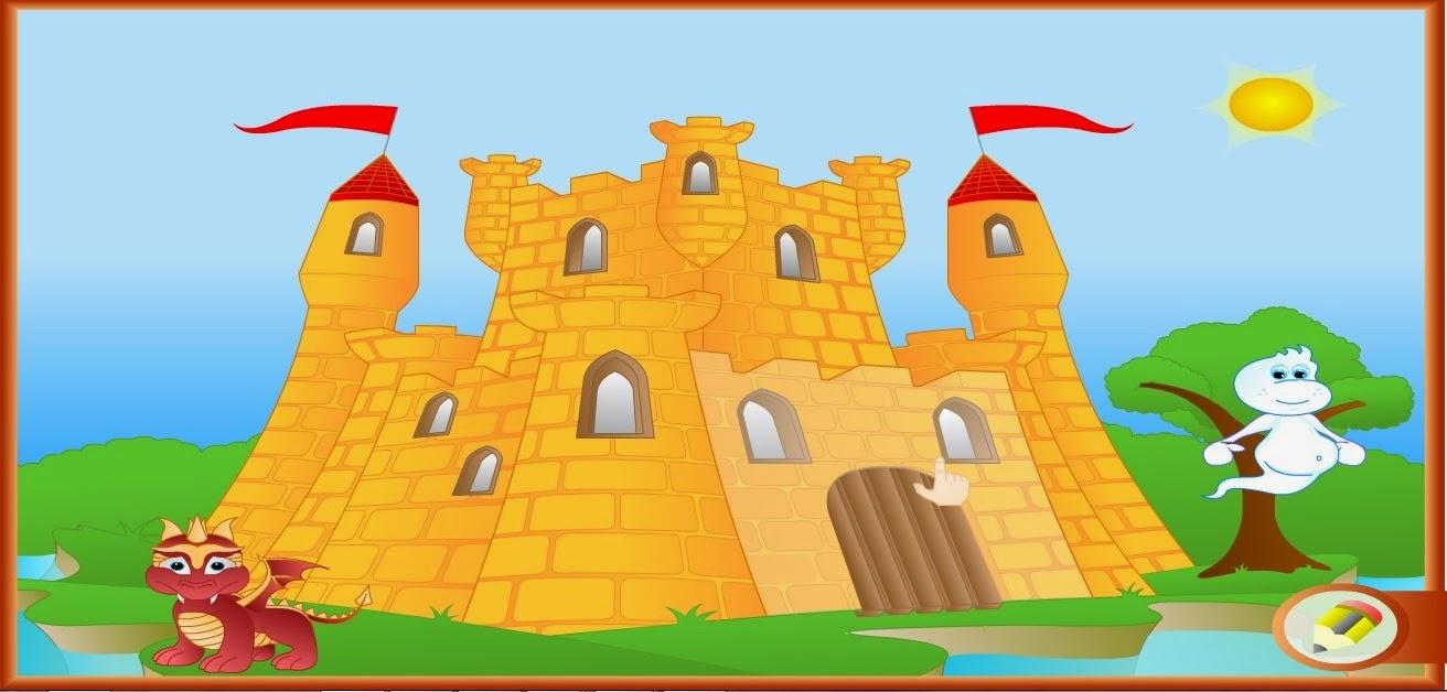 juega en el castillo