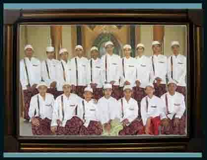 Kumpulan Album Sholawat Perdana Al-Aqso Jepara-gema santri