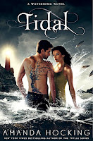 bookcover of TIDAL  (Watersong series) by Amanda Hocking