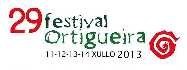 Festival Ortigueira 2013. Galicia. Julio 2013