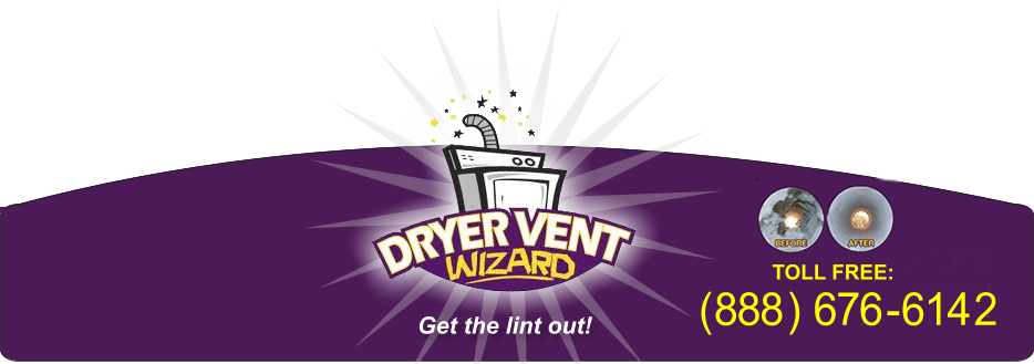 Dryer Duct Cleaning by Dryer Vent Wizard